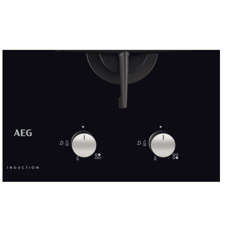 AEG Piano cottura misto a induzione e gas - HD634170NB