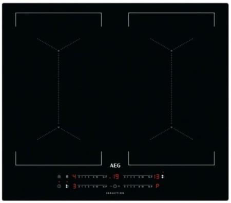 Aeg piano cottura ad induzione - Iks64453ib