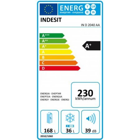 Indesit - In D 2040 Aa