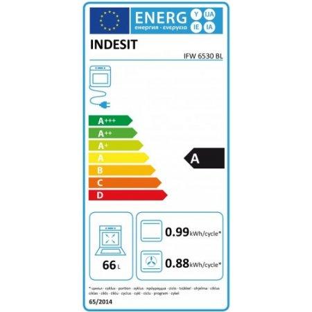 Indesit Forno elettrico 2750 w - Ifw6530