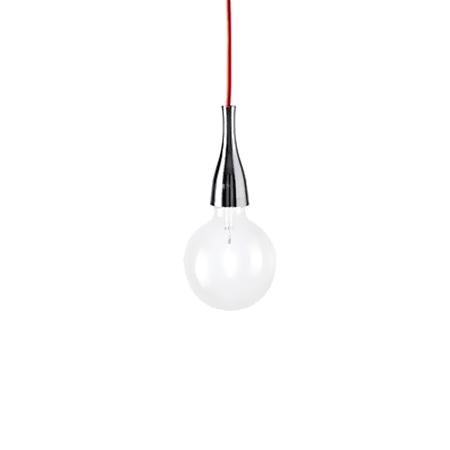 Ideal Lux Lampada a sospensione - Minimal Sp1 Cromo