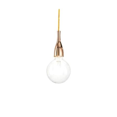 Ideal Lux Lampada a sospensione - Minimal Sp1 Oro