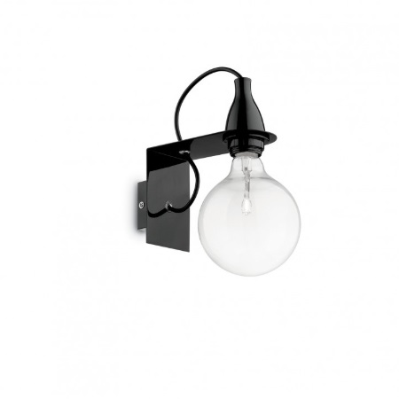 Ideal Lux - Minimal AP1 Nero - 045214