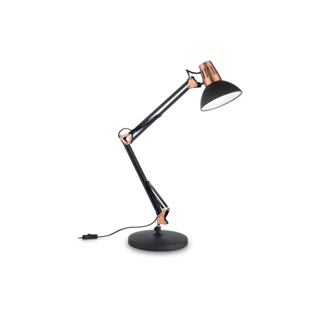 Ideal Lux - Wally TL1 Nero - 061191