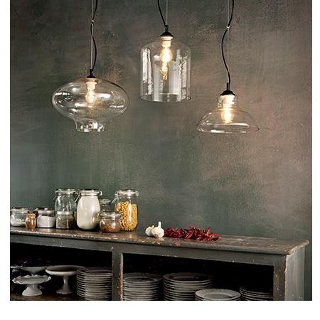 Ideal Lux Lampada a sospensione - BISTRO' SP1 PLATE 112336