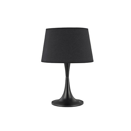 Ideal Lux Lampada da tavolo - -LONDON TL1 BIG NERO 110455