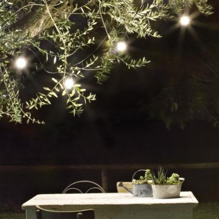 Ideal Lux Lampada da esterno - Fiesta SP5 - 159836
