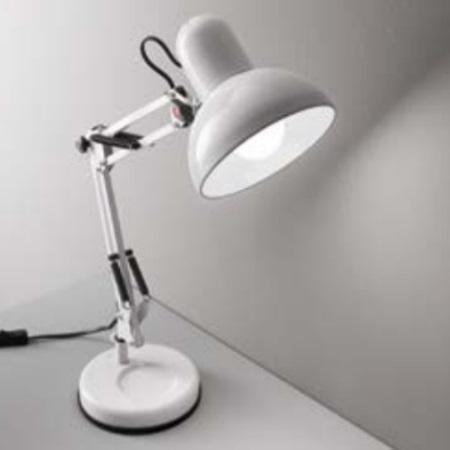 Ideal Lux Lampada da tavolo - Kelly TL1 nero - 108094