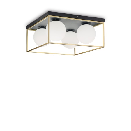 Ideal Lux Lampada a soffitto - Lingotto PL4 - 198156