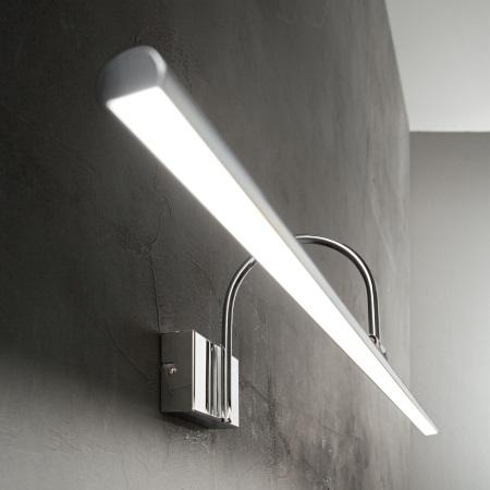 Ideal Lux Lampada da Parete - Bonjour AP1 Small Cromo - 199870