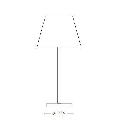 Ideal Lux Lampada da tavolo - 250274