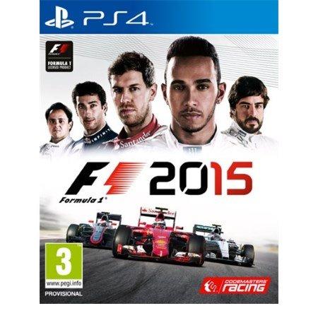Namco Bandai Genere: Guida / Racing - F1 2015 PS4