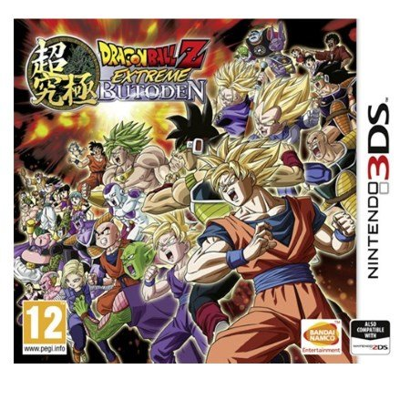 Namco Bandai - Dragon Ball Z Extreme Butoden 3DS