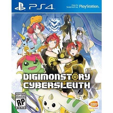 Infogrames Gioco adatto modello ps 4 - Ps4 Digimon Cyber Sleauth111848