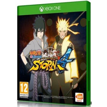 Infogrames Gioco adatto modello xbox one - 1064637 Naruto Ultimate Ninja Storm 4