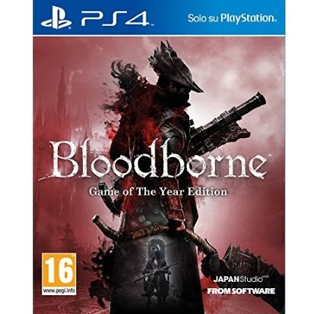 Namco Bandai Genere: azione / RPG - Bloodborne: Game of the Year Edition - 9843443