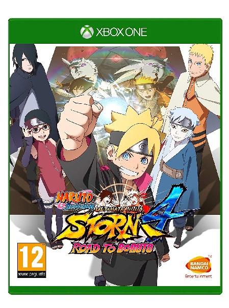 Namco Bandai  Naruto Shippuden: Ultimate Ninja Storm 4 Road to Boruto Un'edizione esclusiva! Include gioco base, season pass e espansione Road to Boruto - 112027