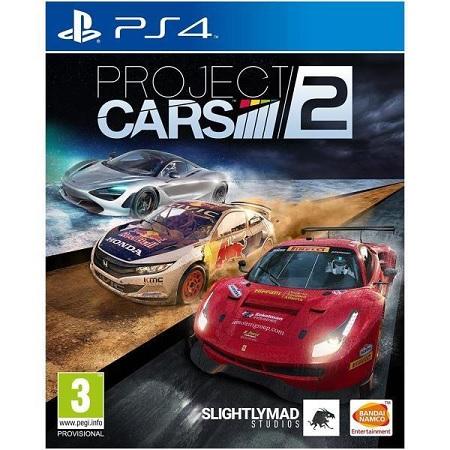 Namco Bandai Piattaforma: Ps4 - Project cars 2 - 112521
