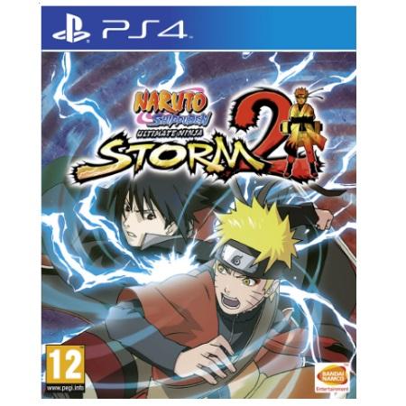 Namco Bandai - Naruto Shippuden: Ultimate Ninja Storm Legacy - 112652