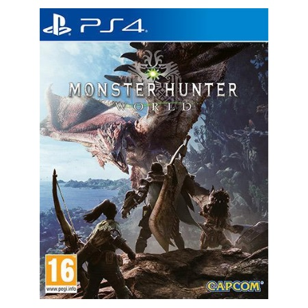 Namco Bandai Piattaforma: Playstation 4 - Monster Hunter: World PS4