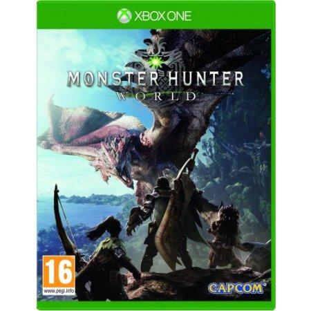 Db Gioco adatto modello xbox one - line S.r.l. - Xbox One Monster Hunter: World Sx3m12