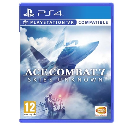 Namco Bandai Gioco adatto modello ps 4 - Ps4 Ace Combat 7 Skies Unknown