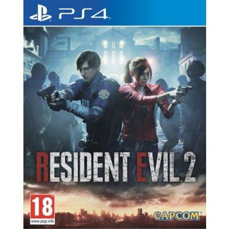 Halifax Gioco adatto modello ps 4 - Ps4 Resident Evil 2 Sp4r18