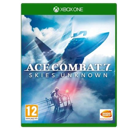 Namco Bandai Gioco adatto modello xbox one - Xbox One Ace Combat 7 Skies Unknown