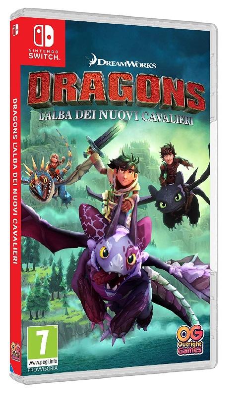Namco Bandai Dragons L'alba dei nuovi cavalieri BANDAI NAMCO Entertainment Dragons L'alba Dei Nuovi Cavalieri - 113723
