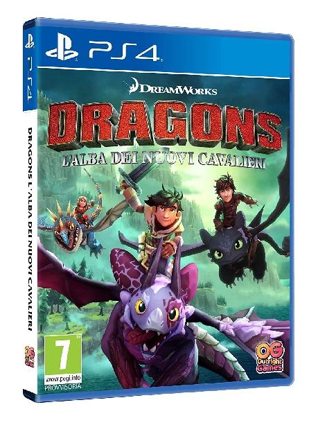 Namco Bandai Dragons L'alba Dei Nuovi Cavalieri BANDAI NAMCO Entertainment Dragons L'alba Dei Nuovi Cavalieri - 113711