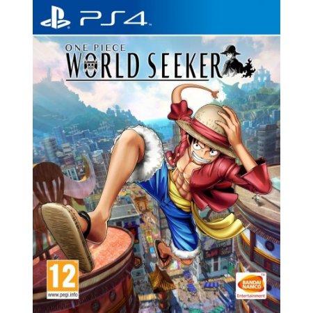 Infogrames Gioco adatto modello ps 4 - Ps4 One Piece World Seeker