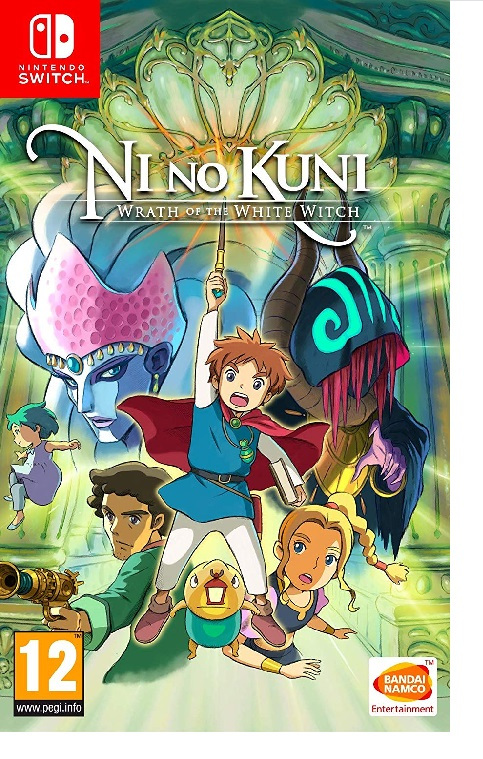 Namco Bandai Ni No Kuni: La Minaccia Della Strega Cinerea - 113362