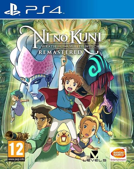 Namco Bandai Ni No Kuni: la Minaccia della Strega Cinerea Remastered - 112992