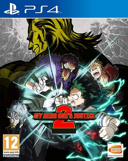 Namco Bandai My Hero One'S Justice 2 My Hero One'S Justice 2 - 113959
