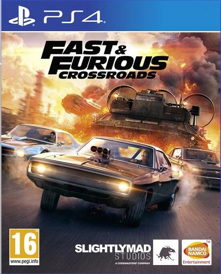 PS4 FAST AND FURIOUS CROSSROADS Fast & Furious Crossroads.