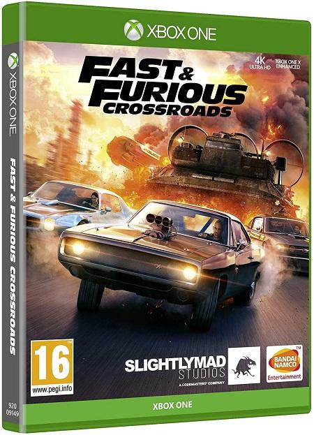 XONE FAST AND FURIOUS CROSSROADS Fast & Furious Crossroads
