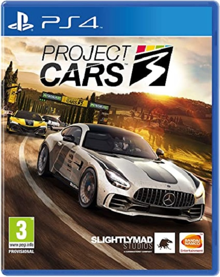 PS4 PROJECT CARS 3 Project Cars 3