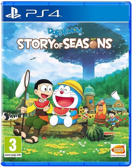 PS4 DORAEMON STORY OF SEASONS Doraemon Story Of Seasons