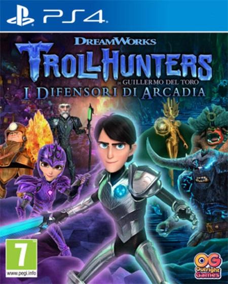 Trollhunters: i Difensori di Arcadia Trollhunters: i Difensori di Arcadia