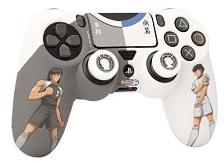 PlayStation 4 Cover rigida per Dual shock 4 controller; - Captain TSUBASA Combo Pack Versus (PS4) - Accessori