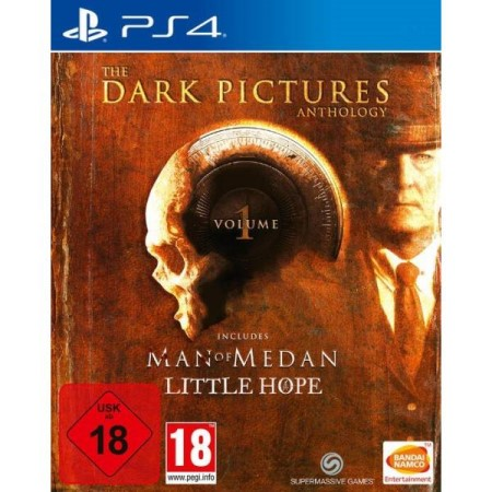 The Dark Pictures Anthology Gioco Ps4