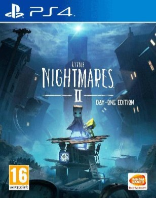 Little Nightmares 2 Day One Edition Namco Bandai - 113490