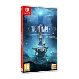 Little Nightmares Day 1 Edition - Gioco Nintendo Switch