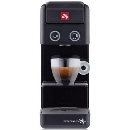 Illy - Y3 Iperespresso Espresso&Coffee nera