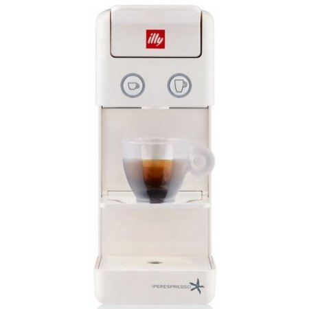 Illy - Y3 Iperespresso - Espresso&Coffee bianca