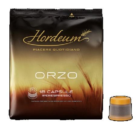 Illy 18 capsule Iperespresso ORZO - Hordeum Orzo