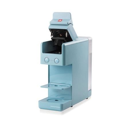 Illy Y3.3 Espresso&Coffee - MACCHINA IPERESPRESSO Y3.3 AZZURRO