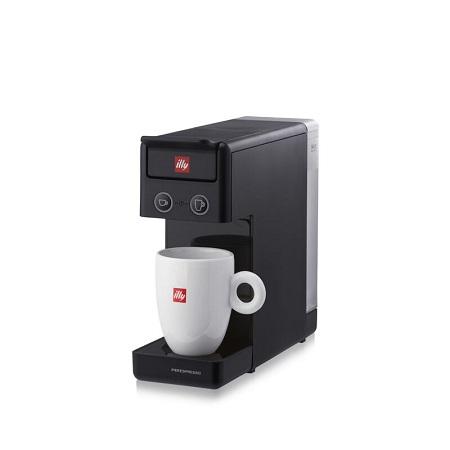 Illy Y3.3 Espresso&Coffee - MACCHINA IPERESPRESSO Y3.3 NERO