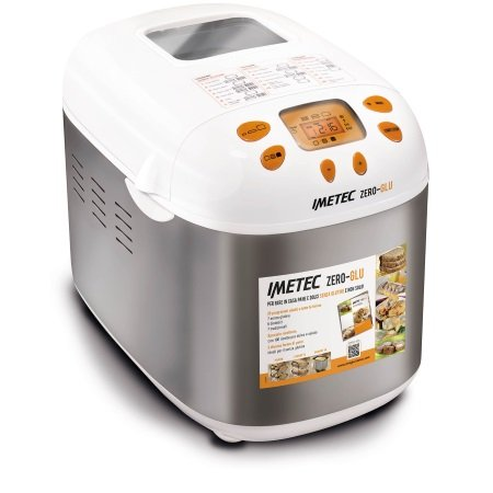 Imetec Macchina del pane - Zero-Glu 7815