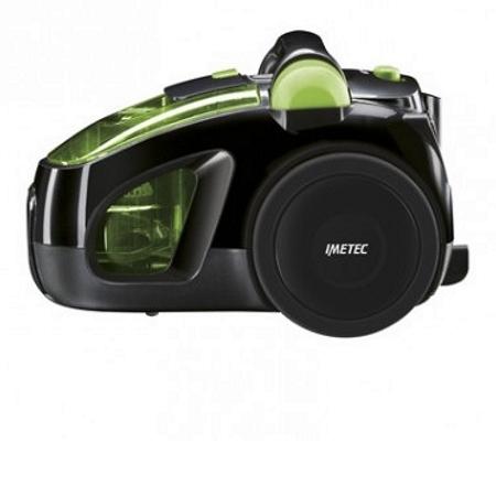 Imetec Aspirapolvere senza sacco - Eco Extreme Compact 8084